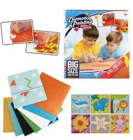 Diamond Painting XXL - Foam stickers