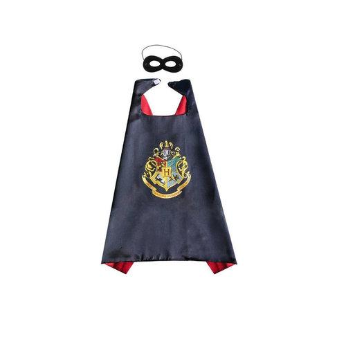 Harry Potter cape + masker - verkleedpak - one size