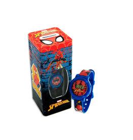 Spiderman Spaarpot + Horloge + Hanger