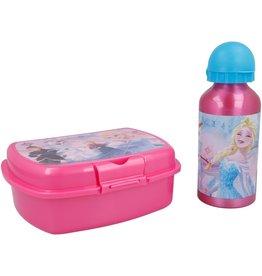 Frozen lunchbox + drinkbeker
