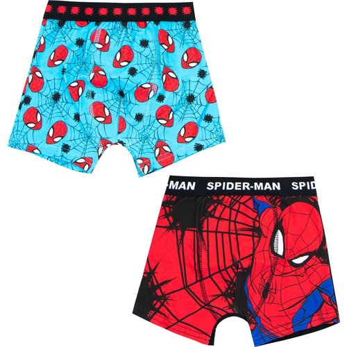 Spiderman 2-pack boxershort - ondergoed + hanger