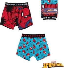 Spiderman 2-pack boxershort - ondergoed