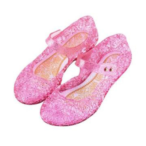 Het Betere Merk Prinsessenschoenen - Verkleedschoenen - Roze