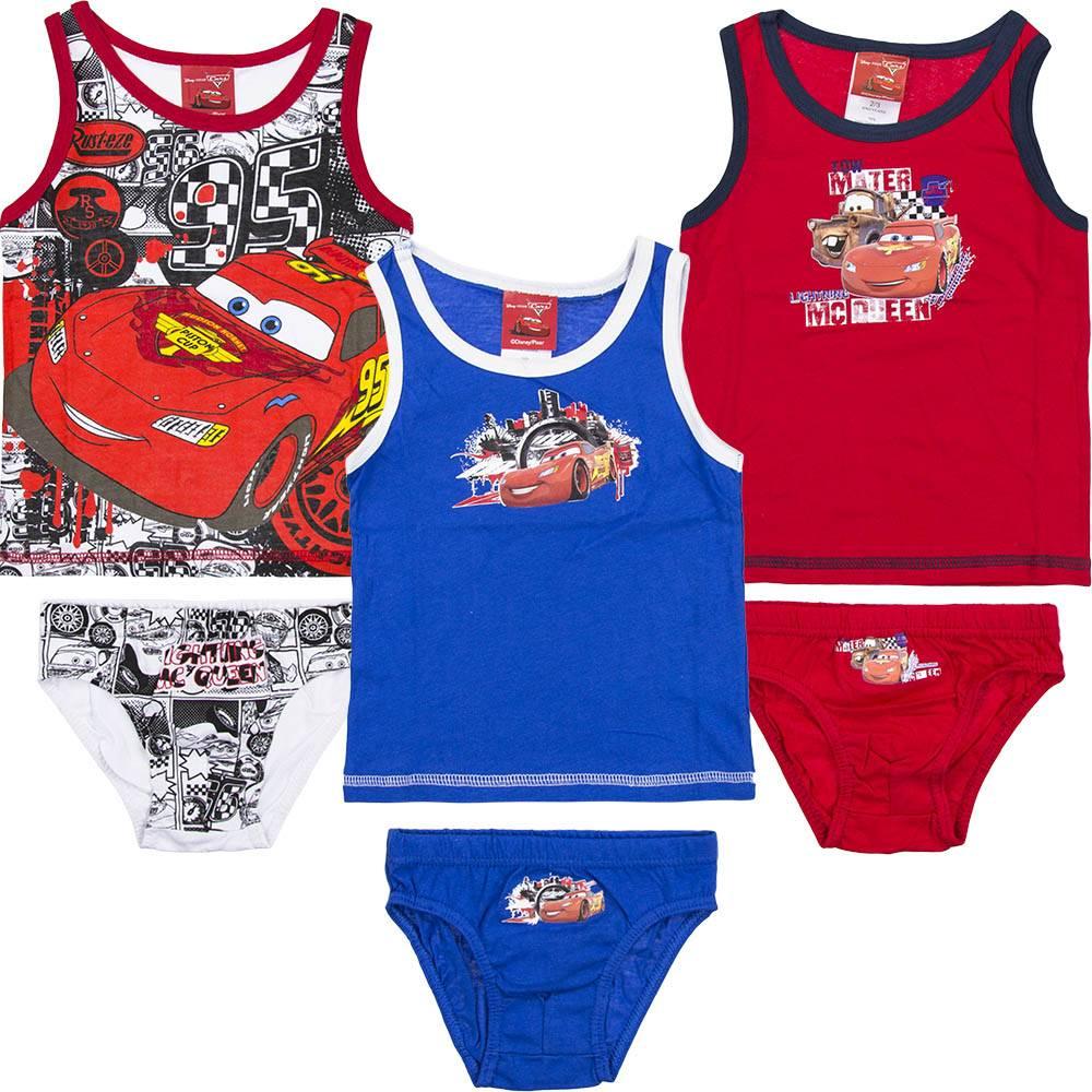 Cars  Disney Cars set/ondergoed maat 92/98, 104/110, 116/128