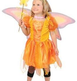 Vlinder verkleedjurk