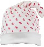 ducky beau Ducky Beau cadeaubox - off white - pink maat 50/56