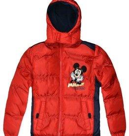 Disney Mickey Mouse jongens winterjas maat 122/128
