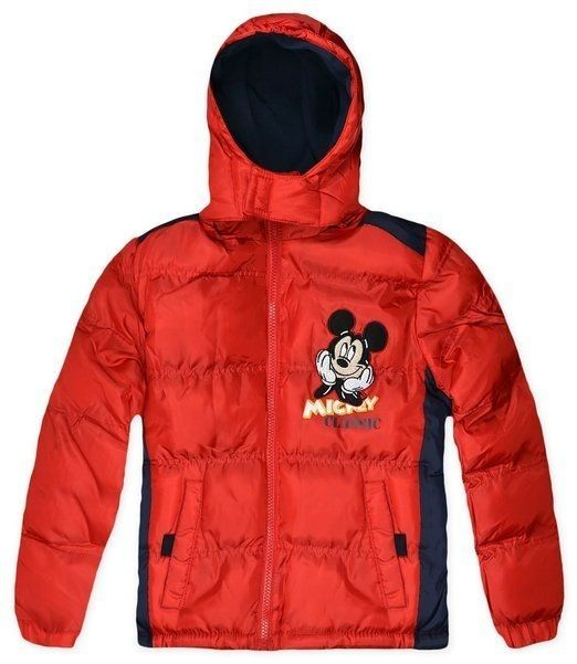 Disney Disney Mickey Mouse jongens winterjas maat 3/98, 4/104, 6/116, 8/128