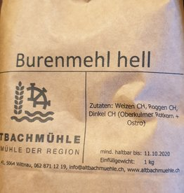 Altbachmühle Burenmehl hell
