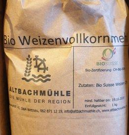 Altbachmühle Weizenvollkornmehl bio