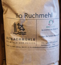 Altbachmühle Ruchmehl bio