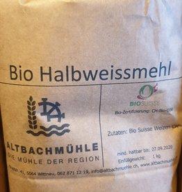 Altbachmühle Halbweissmehl bio