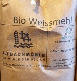 Altbachmühle Weissmehl bio