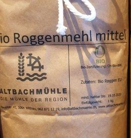 Altbachmühle Roggenmehl mittel bio