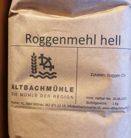 Altbachmühle Roggenmehl hell