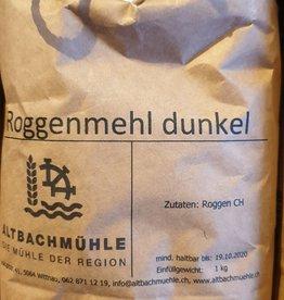 Altbachmühle Roggenmehl dunkel