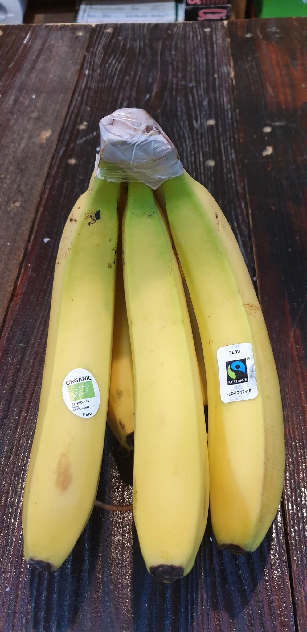 Bio Bananen (Peru)