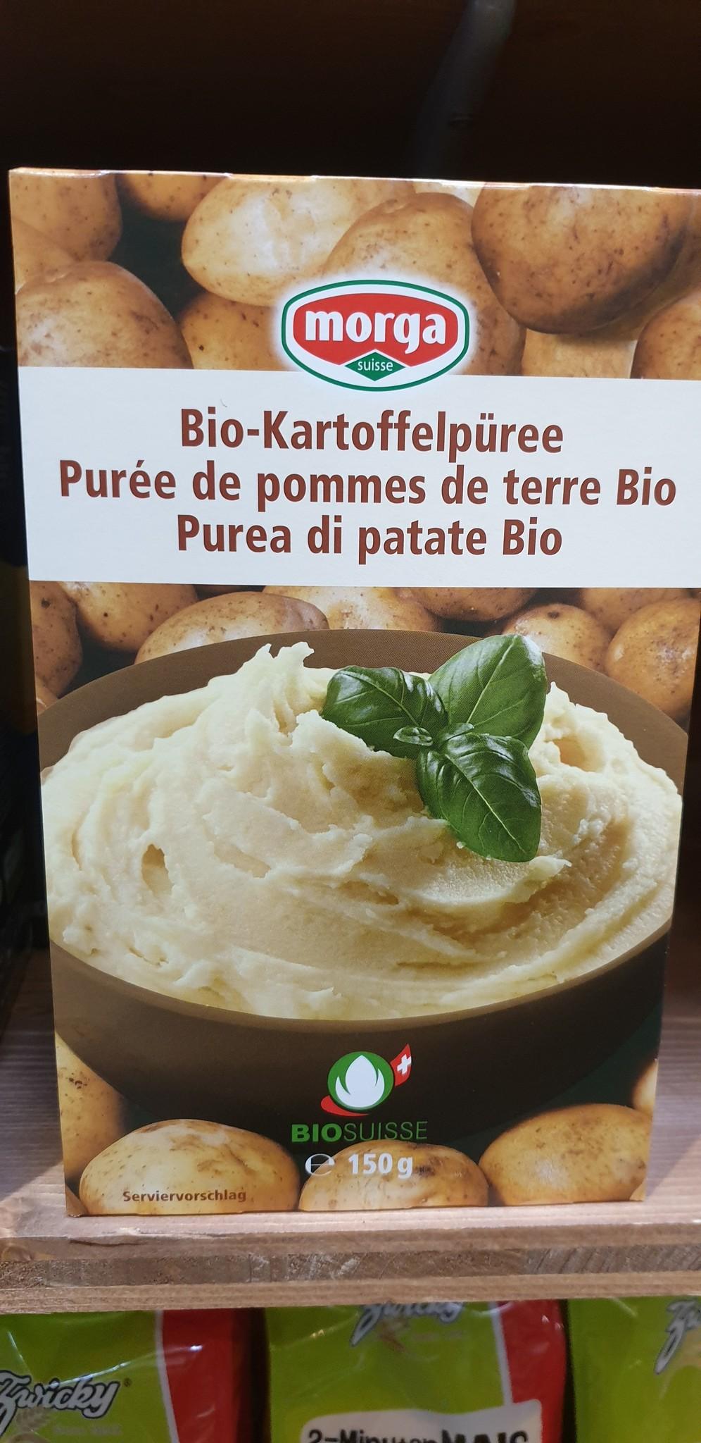 Morga Kartoffelpüree bio Morga