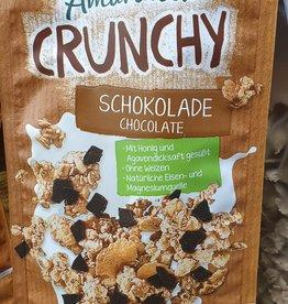 Allos Müsli Amaranth Crunchy Schokolade bio