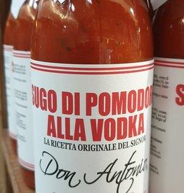 Don Antonio Sugo di pomodori alla Vodka