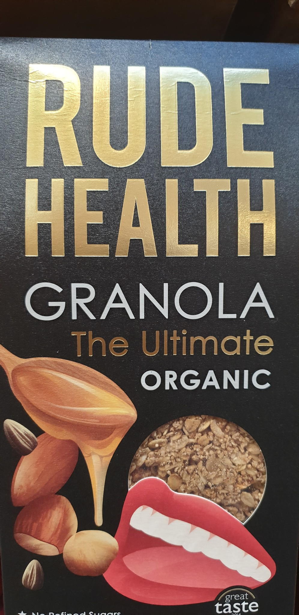 Rude Health Granola The Ultimate Organic Rude Health