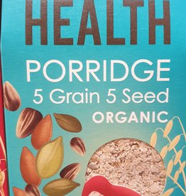 Rude Health Porridge 5 Grain 5 Seed bio