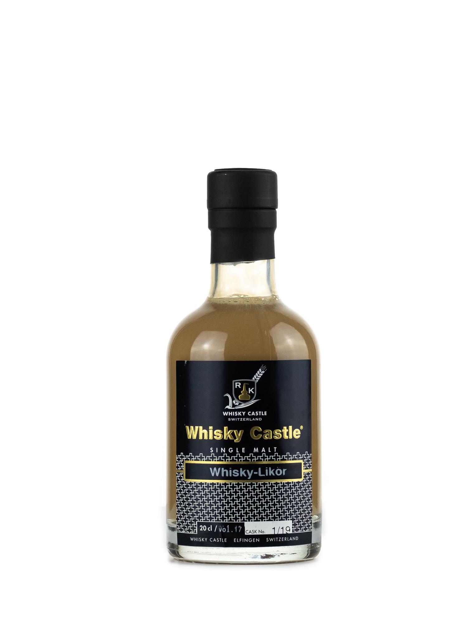 Whisky Rahm Likör