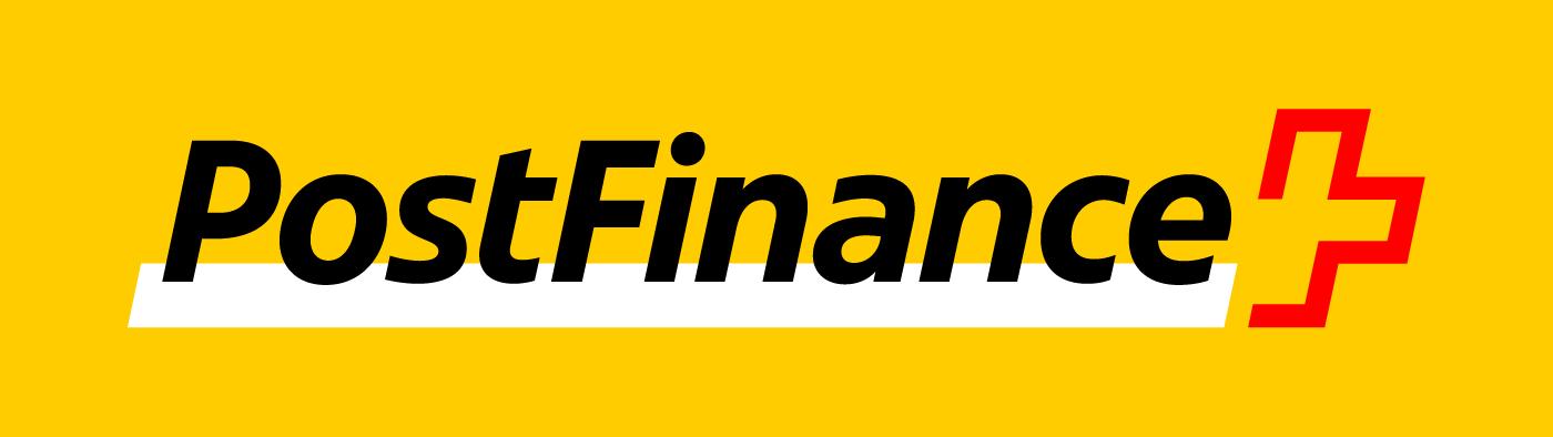 PostFinance Logo, © PostFinance AG 2017, Alle Rechte vorbehalten