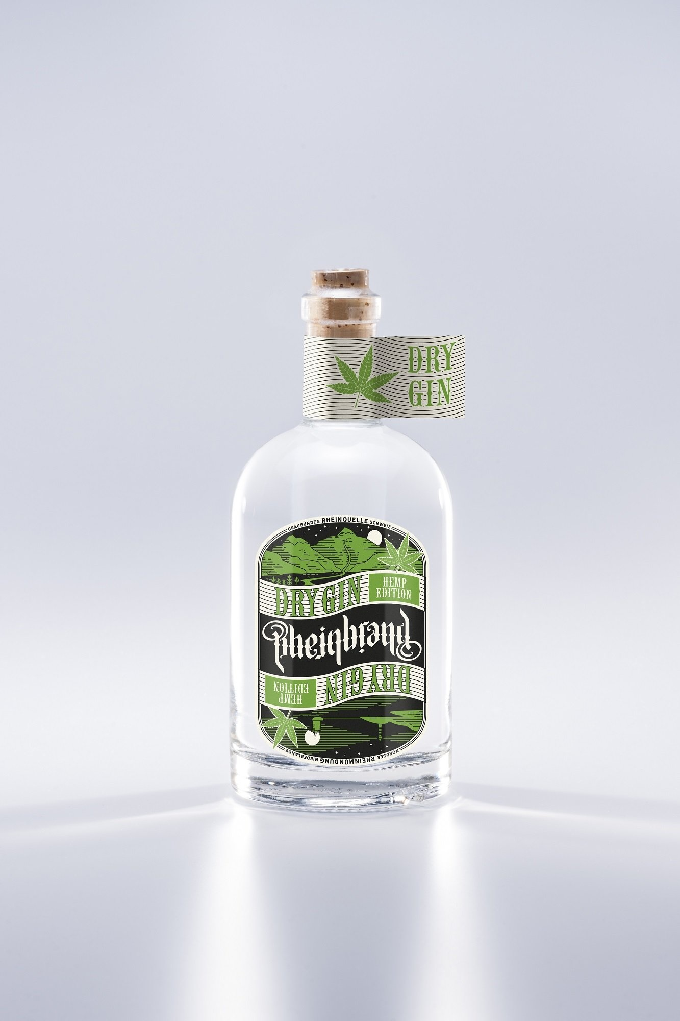 Rheinbrand Dry Gin Hemp Edition