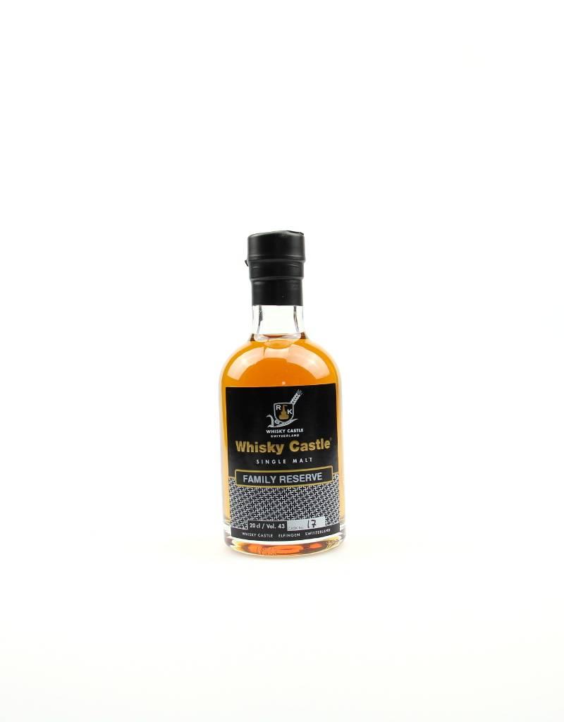 Whisky Castle Family Reserve Whisky