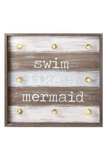 Heaven Sends Heaven Sends Swim Like A Mermaid Sign