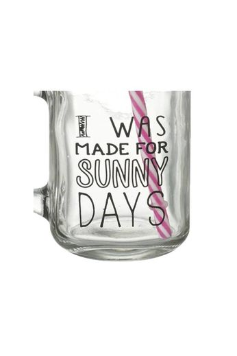 Heaven Sends Heaven Sends- Sunny Days Jar Drinking Bottle