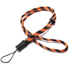 Original Lanyards Strap Pro Lanyards - Black Orange