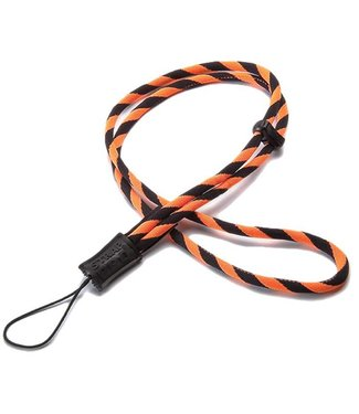 Original Lanyards Strap Pro Lanyards - Black Orange