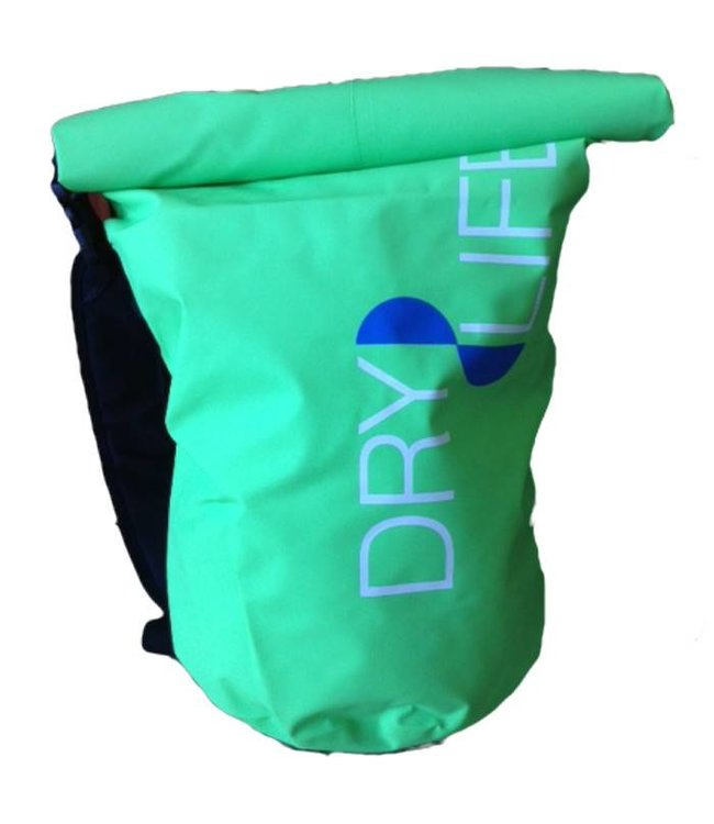 DryLife Dry Life Waterproof Backpack 24L - Green