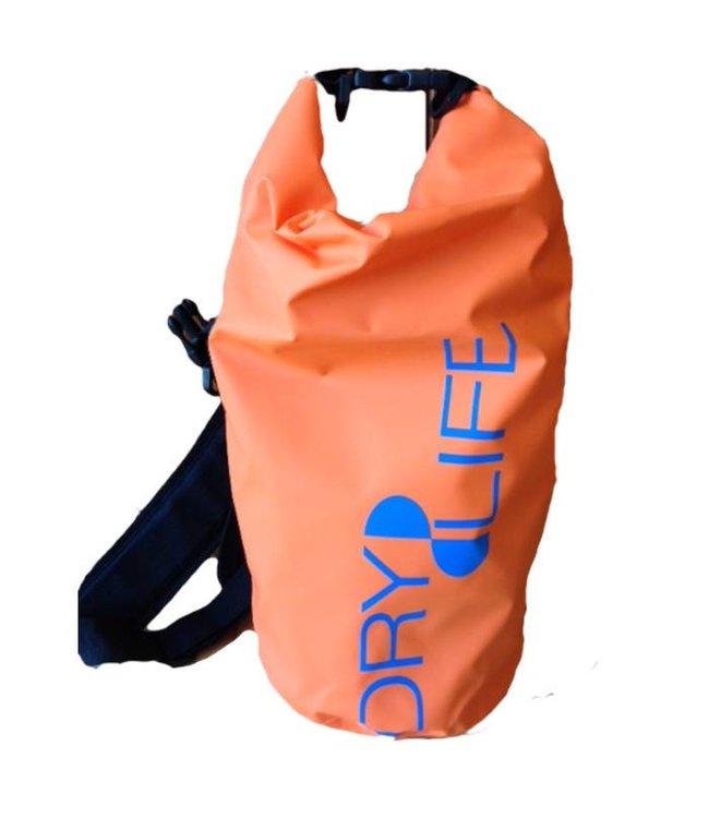DryLife Dry Life Waterproof Backpack 10L - Orange