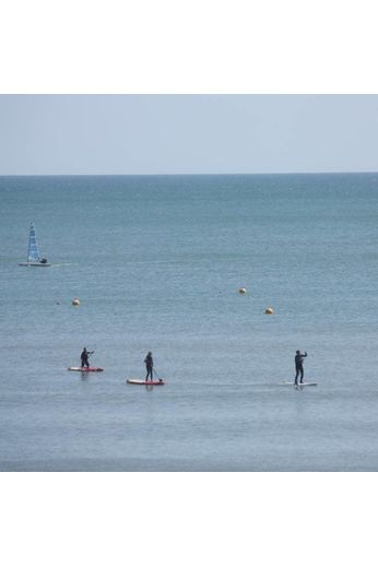 Boylo's Group 5 Paddle Board Lesson