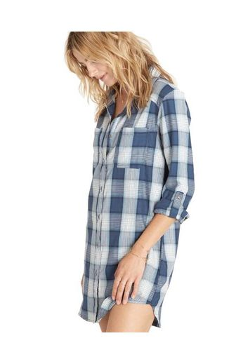Billabong Winters Tail Shirt Indigo