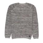 Billabong Broke Sweater Jumper Mid Grey Heather