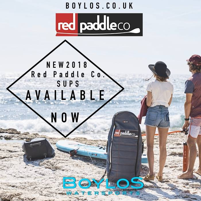 Whats New In The Red Paddle Co 2018 Collection?