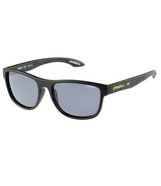 O'Neill Sunglasses Coast Sunglasses Rubberised Black 104P