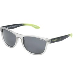 O'Neill Sunglasses Coast Sunglasses Matt Grey Crystal Lime Fade