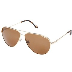 O'Neill Sunglasses Wake Sunglasses Matt Gold Brown -001P