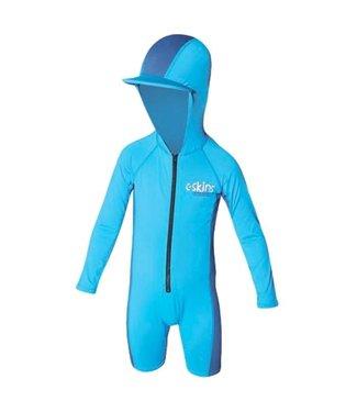 C-Skins Toddler UV Sunsuit Hooded Shorti