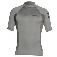 C-Skins Mens Skins S/S Rash Vest