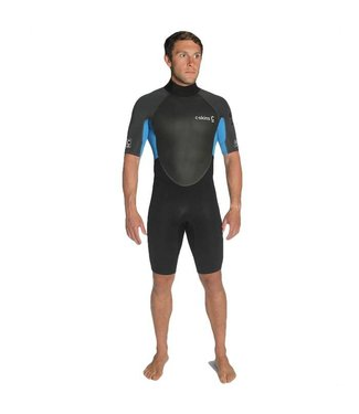 C-Skins Mens Element 3/2mm Shorti Wetsuit Small