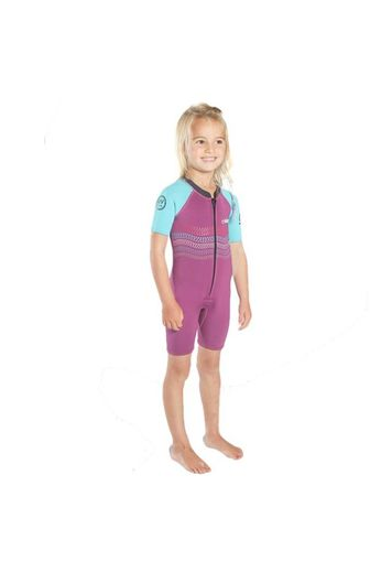 C-Skins Toddler Girls Shorti Wetsuit