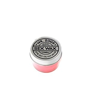 Sex Wax Sex Wax Candle - Strawberry
