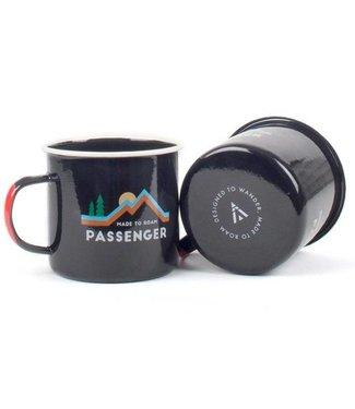 Passenger Riser Mug Black