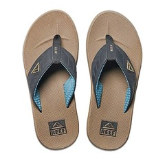 Reef Phantoms Flip Flops Brown/Black/Blue